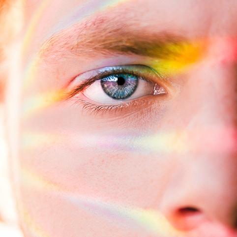custom LASIK eye